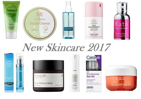 Products New 10 new skincare products i want to try in 2017 the