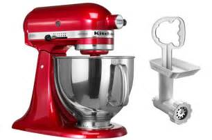 robot patissier kitchenaid robot eca hachoir 5fga bundle
