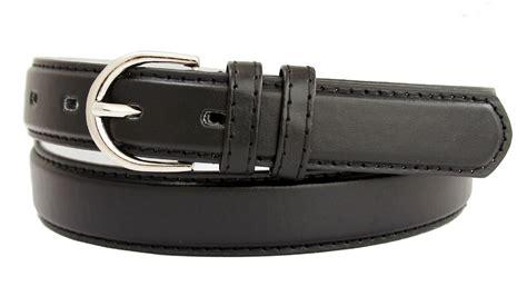 188 black s dress belt 1 1 8 quot wide
