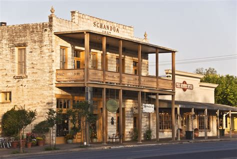 Kaos Town Heritage 8 Tx the most unique small towns in