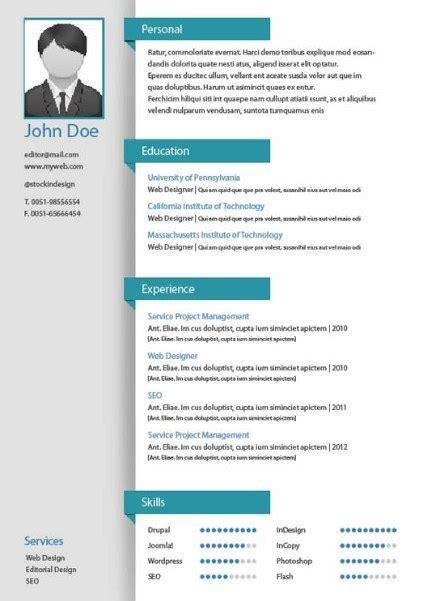Plantilla Curriculum Europeo En Word Plantillas Premium Para Curriculum Gratis Curriculumsvitae Net
