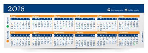 Calendario Bancario Calendario Bancario Banco Nacional De Cr 233 Dito