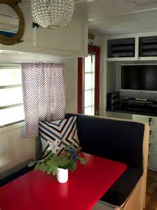 rv makeover ideas vintage cer makeover travel trailer decorating ideas