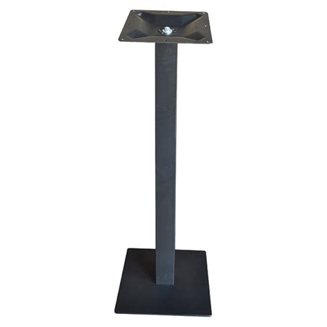 bar table tops and bases flinders square bar table base chairforce