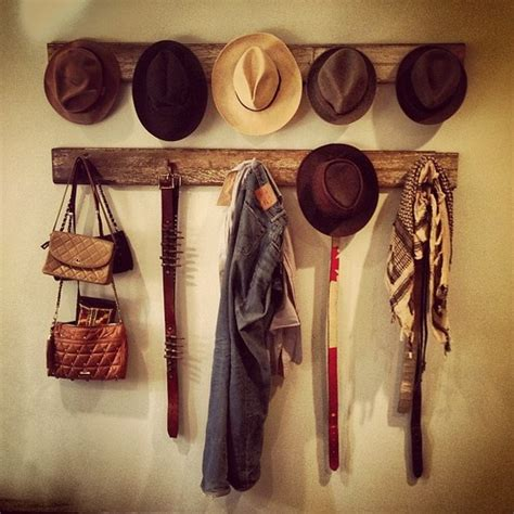 Hat Rack Ideas by Hat Rack Ideas