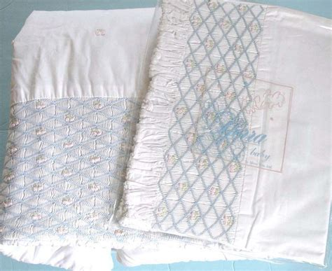 What Is A Boudoir Pillow by Sferra S Smocking Baby Quilt Boudoir Pillow Sham