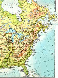map of mid east coast usa find map usa here maps of united states part 127