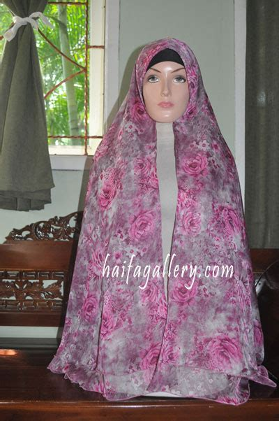 Jilbab Instan Haifa apa itu jilbab semi instan haifa rumah jahit haifa