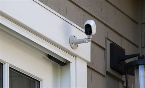arlo hd home security cool material