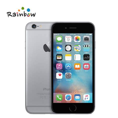 Iphone Ram 1gb by Unlocked Iphone 6 1gb Ram 4 7inch Ios Dual 1 4ghz