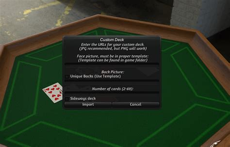 tabletop simulator better card template update v2 8 custom card alt zoom improvements news