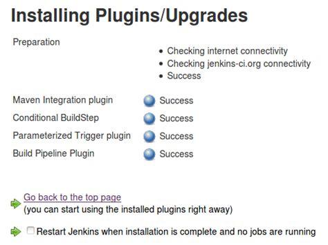 tutorialspoint git jenkins 安装 配置 和 运行 build pipeline 插件的使用 csdn博客