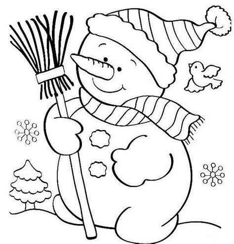 imagenes de navidad para dibujar bonitas раскраски снеговик скачать бесплатно
