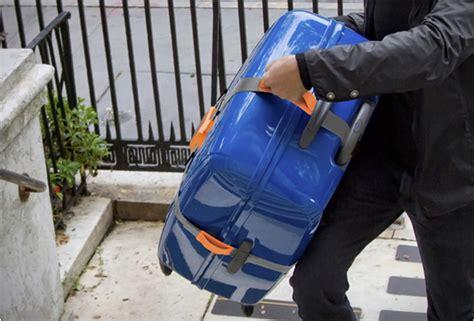 lift leverage  luggage