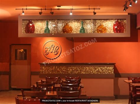 Indian Restaurant Decor Design by Indian Restaurant Interior Design Projects Projects A To Z