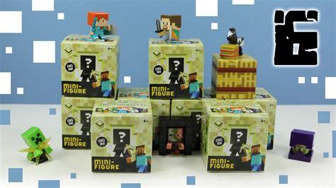 Murah Pajangan Figure Minecraft Mini Figure Minifigures Seri 2 minecraft mini figure end series 6 mystery boxes collection review codes