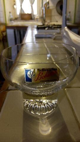 bicchieri boemia bicchieri cristallo boemia con bordo oro posot class