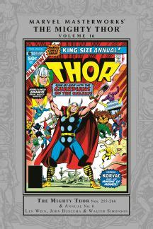 marvel masterworks the vol 11 books marvel masterworks the mighty thor vol 16 hardcover
