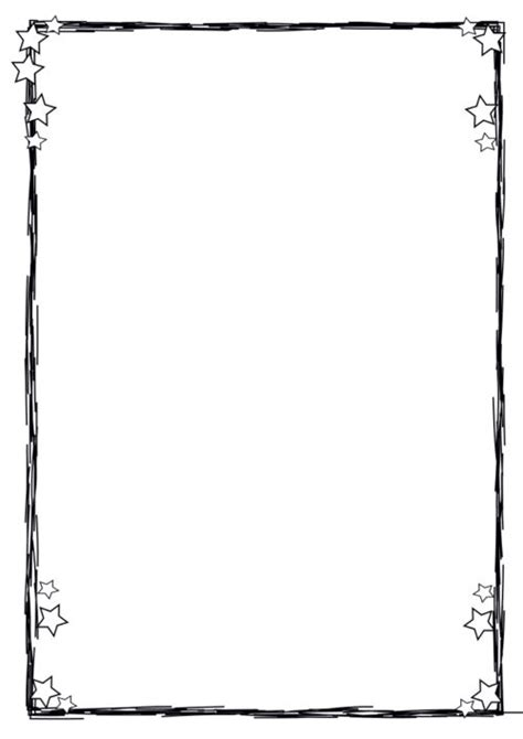 Bewerbung Anschreiben Seitenränder Die Besten 25 Seitenr 228 Nder Ideen Auf Handgezeichnete Umrandungen Notebook Ideen