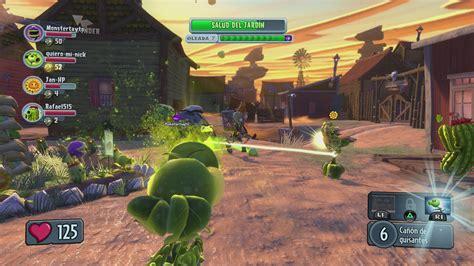 Ps4 Plants Vs Zombies Garden Warfare by An 225 Lisis De Plants Vs Zombies Garden Warfare En Ps4