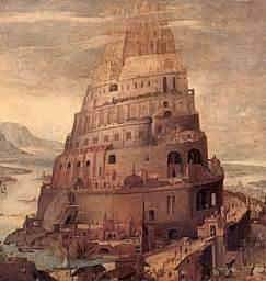 imagenes reales de la torre de babel laura fabregat durendez el mito de la torre de babel