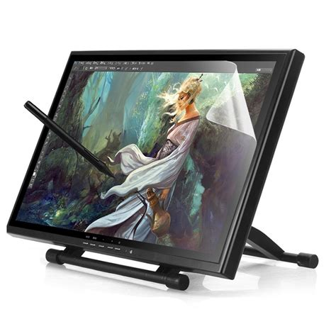 best drawing tablets graphics tablet review yiynova msp19u graphic tablet review