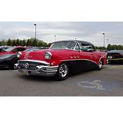 1956 Buick Special Hardtop Custom In Red With Engine Start