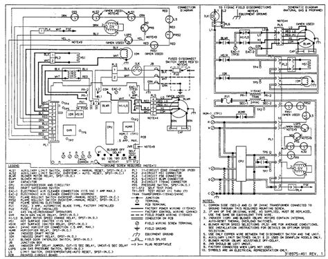 carrier weathermaker 8000 wiring diagram carrier