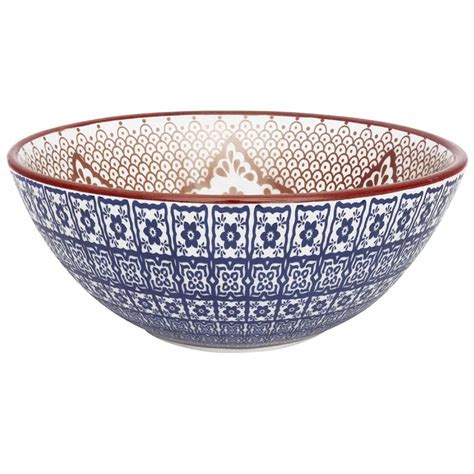 Bowl 600ml by Tigela Bowl Cer 226 Mica 600ml Oxford Mexican Cumbuca