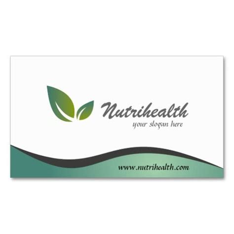 nutritionist business card templates 1000 images about nutritionist business cards on