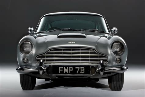 aston martin front james bond s original aston martin db5 up for sale