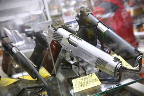 What States Can You Buy A Gun Without Background Check 18 Year Olds Can Buy Handguns Salon