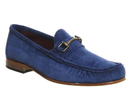 Maharani Loafer Flats Dir Co poste bambino loafers petrol blue smart