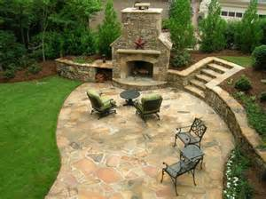 Patios Designs by Flagstone Patio Pictures And Ideas