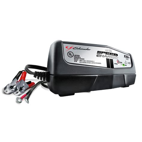 schumacher battery charger reviews shop schumacher electric battery maintainer at lowes