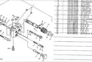 kubota b8200 parts diagram engine wiring diagram