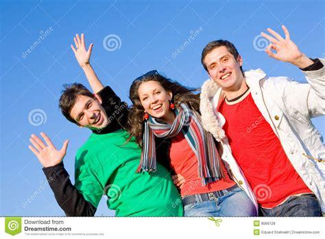 imagenes personas felices personas divertidas felices fotos de archivo libres de