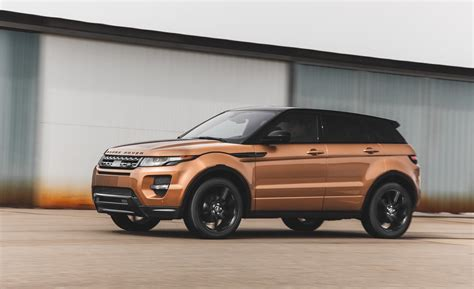 evoque land rover 2014 car and driver