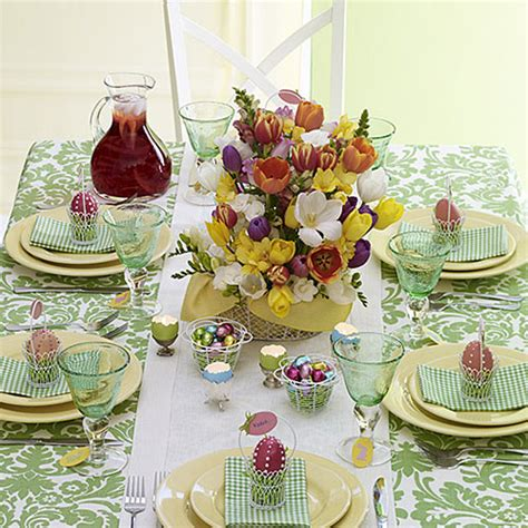 home table decorations easter crafts table decorations allyou com
