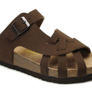 Sandal Apple Mirip Birkenstock 2017 2018 best brown leather sandals for products on wanelo