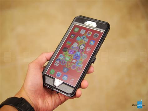 otterbox defender series case  apple iphone   review