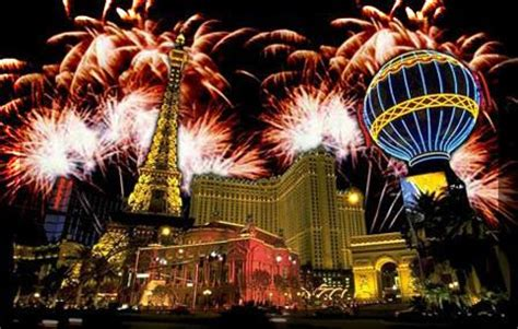 new year decorations in las vegas tours travel transportation american host tours