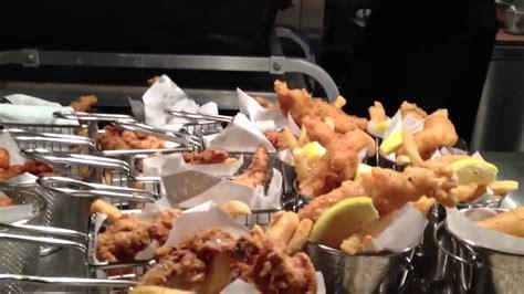 bacchanal buffet at caesars palace las vegas opening day 9