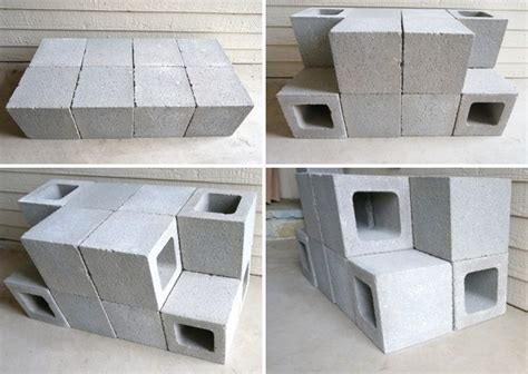 building a cinder block house a front porch makeover featuring a cinder block bench2014 interior design 2014 interior design