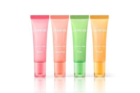 Laneige Lip Gloss this new laneige lip balm gives hydration colour and shine luxury insider