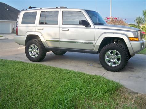 jeep commander lifted jeep commander 6 inch lift image 89