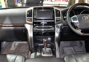 Toyota Land Cruiser Accessories Toyota Land Cruiser 200 Price In India Review Pics