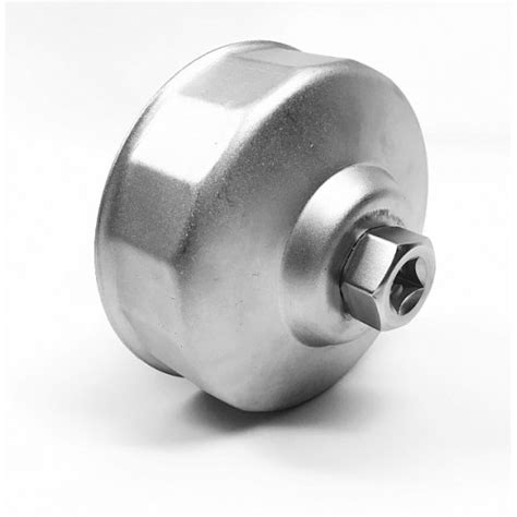 volvo  cyl oil filter wrench mm   flute