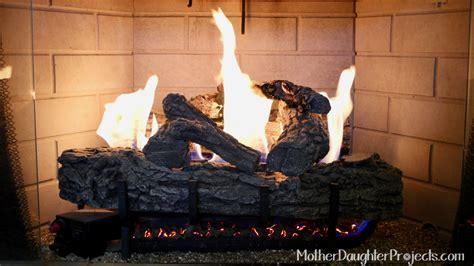 Glowing Embers Gas Fireplace by Glowing Embers For Fireplace Projects