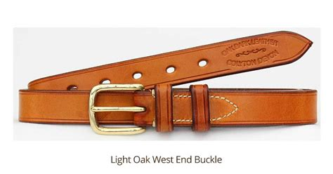 Handmade Belts Uk - 1 quot bridle handmade leather belt bespoke belt made to